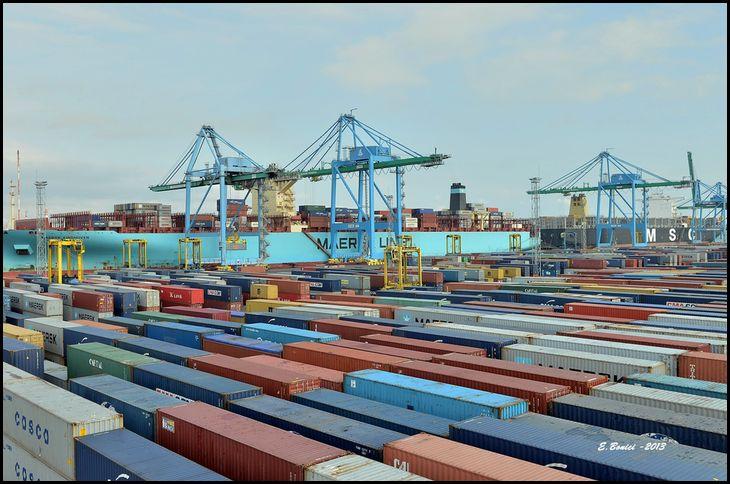 Maersk-Eindhoven-et-Msc-Savona